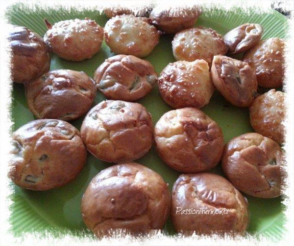 Mufins salés