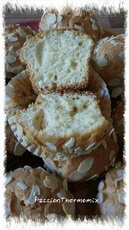Petits gâteaux aux amandes