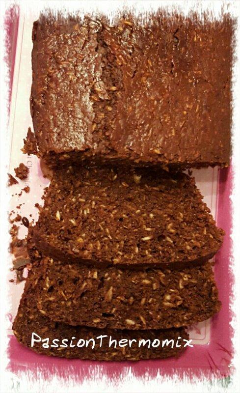 Moelleux chocolat & noix de coco