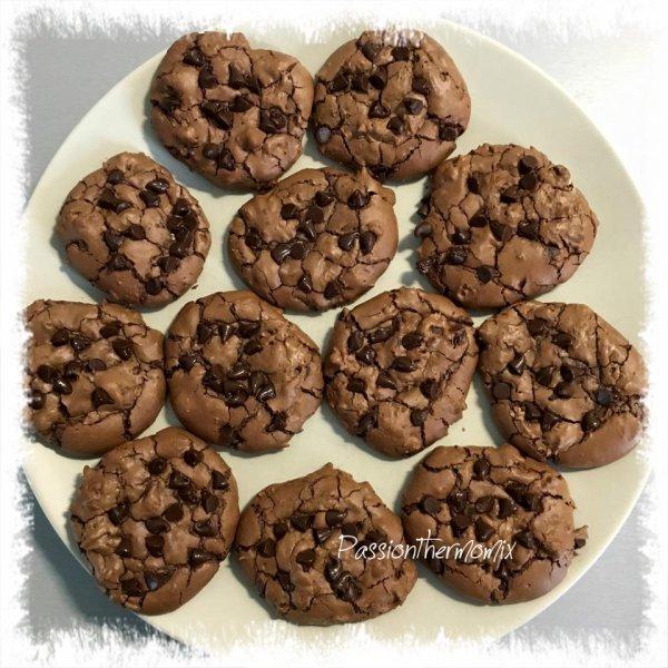 Cookies outrageous façon Martha Stewart