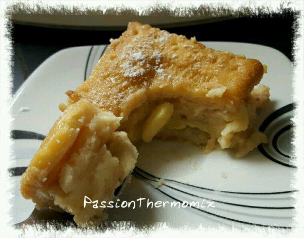 Pudding aux petits beurres