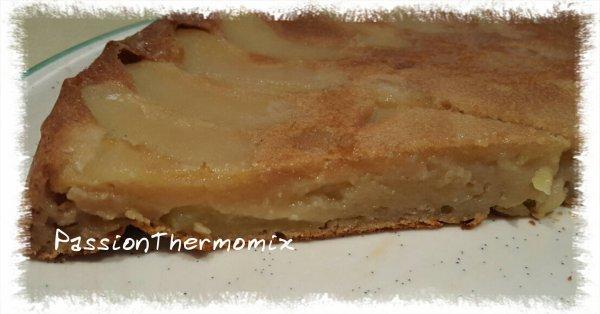 Gâteau léger normand