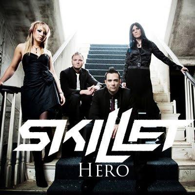 Hero CDS  / Skillet - Hero (2009)