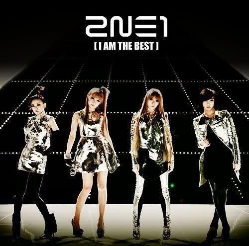 2NE1 - I am the best (2012)