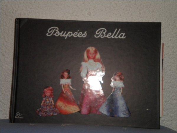 """Premiére Poupée"""" Bella"""" moule bonhomie"""