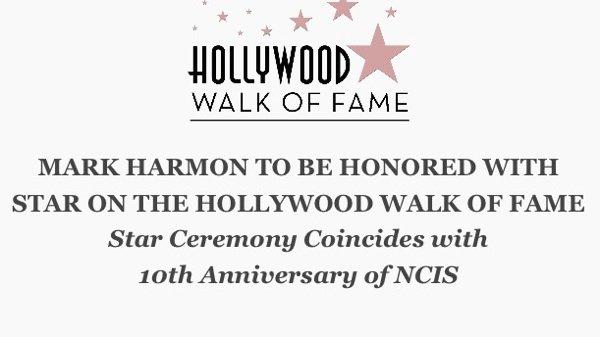 Walk of Fame !