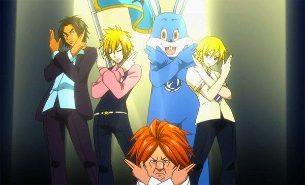 Fairy Tail : nouveaux membres, nouveaux défis. Chapitre 1 : Les Grands Jeux Intermagiques.