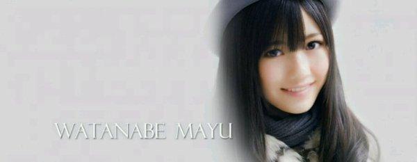 Show de sotsugyou de Watanabe Mayu