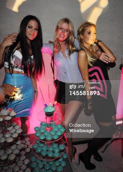 Elit Stoli accueille Célébration Disco thématique de LA Socialite Et personnalité de la télévision réalité Allison Melnicks anniversaire