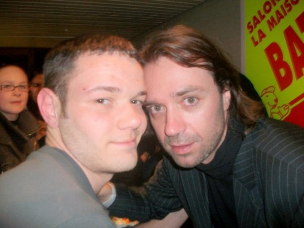moi et Stanislas