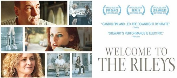 Mon avis sur Welcome to the Rileys .