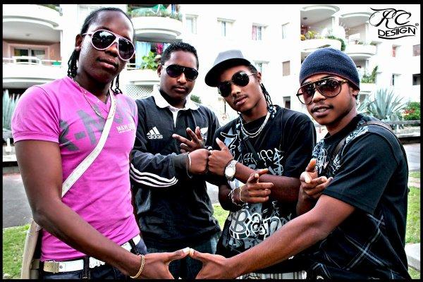Tune / Blok' EmpiRe - Na Donne Azot - Viix_LiL'JaH_BakusS_GrizZ (2011)