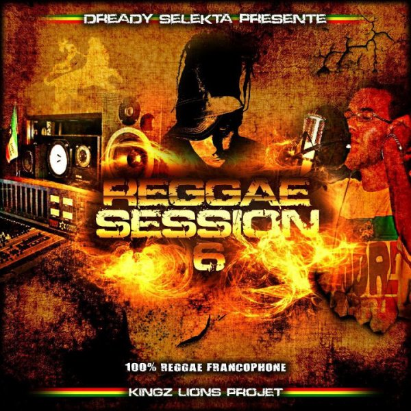 Reggae session Vol.6 / Mael - Sa musique ( dubplate Dready Selekta ) (2012)