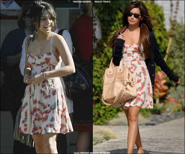 Qui porte le mieux cette robe ? Vanessa ou Ashley  Mon Avis : Ashley