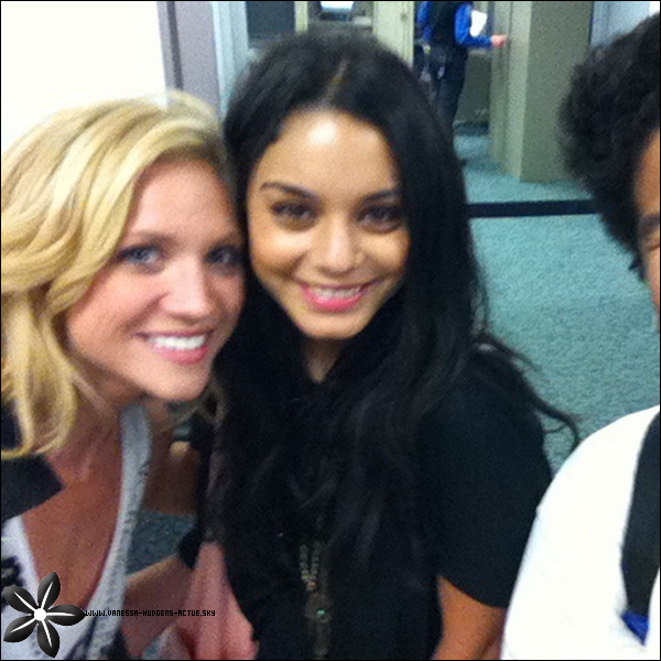15/09/10 : Vanessa et Britanny ce trouvant à Las Vegas