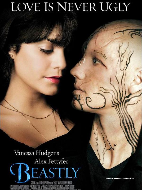 Beastly alias (Sortilège), le prochain film avec Vanessa Hudgens aurait du être découvert dans quelques jours en France et les Etats-Unis auraient du le voir il y a déjà plus d'un mois… Comme vous le savez, la maison de distribution et l'équipe a préféré reporté la sortie à 2011. Alors qu'on a encore du mal à se faire à la nouvelle, Beastly change encore de date ! Si elle reste fixée pour le moment aux Etats Unis pour le 18 mars 2011, le film qui était annoncé pour la France en avril, recule encore . Sans raison apparente, on découvrira désormais Beastly le 15 juin 2011.