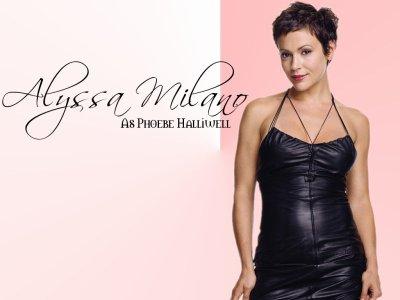Biographie de  Phoebe Halliwell / Alyssa Milano