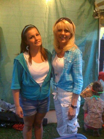 festivale des pecussion de longeuile avec jacob,joanne,maggie et Katherine :) :) pis moi ;) ♥♥♥