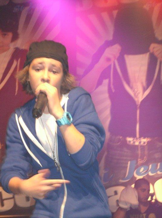 Jacob en  show,! :)
