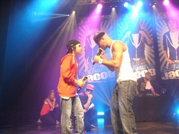 Jacob en show ,! :)