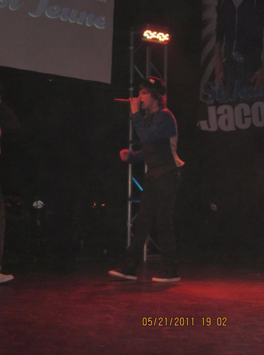 Jacob en show :)