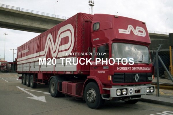 Camion Renault G 290 -ND
