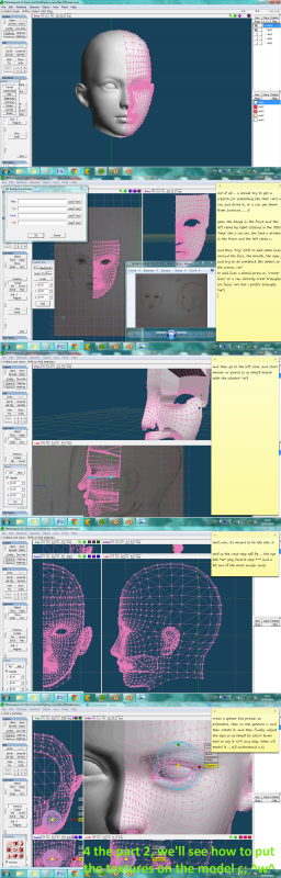creatin a model using :metasequoi/blender part 1