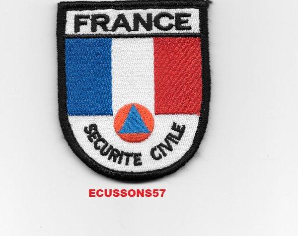 ÉCUSSON DE FRANCE
