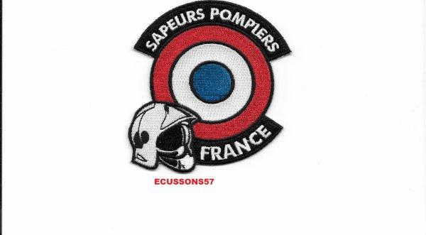 ÉCUSSON NATIONALITÉ FRANÇAISE