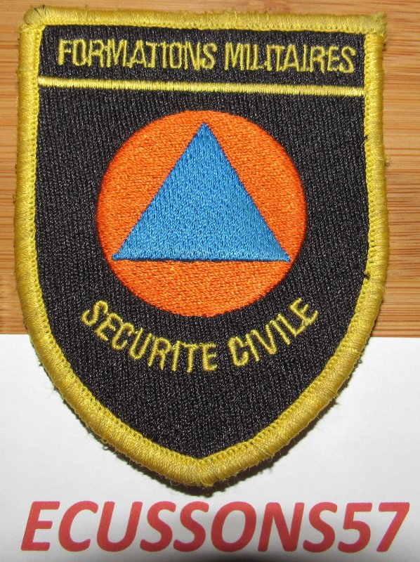 ECUSSON FORMISC SECURITE CIVILE