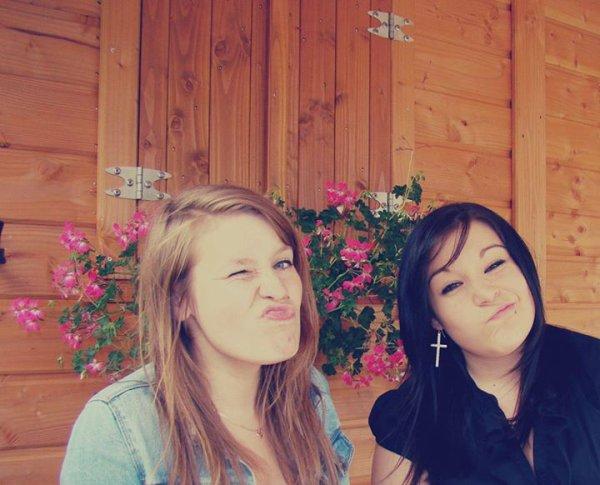 Une amitié hors du commun. ♥
