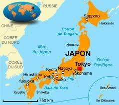 Zoom sur le Japon
