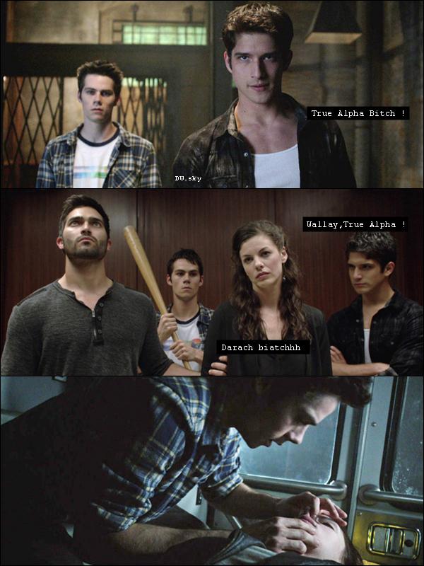 . Teen Wolf  Les stills de l'épisode 10, olalala bientot la fin, ils sont ouf ses episodes! .