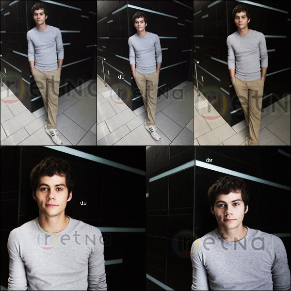 """. Photoshoot  Au Comic Con,pour la promo de """"The Maze Runner"""" et """"Teen Wolf"""" tout en bogossitude ! ."""