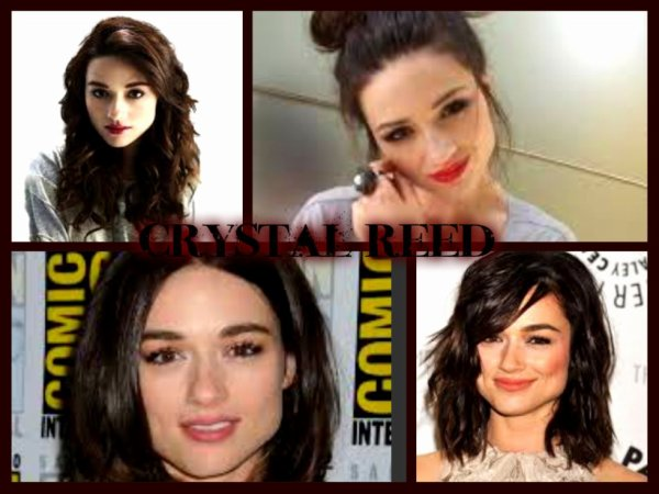 allison (crystal reed) ♥♥♥♥