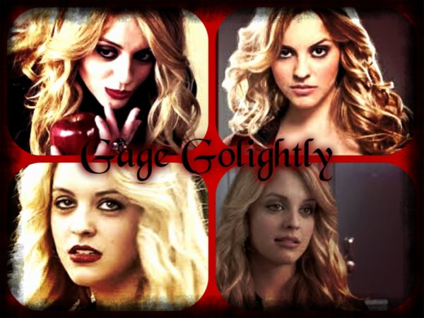 erica (Gage Golightly)♥♥♥♥