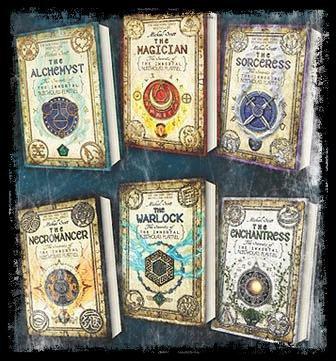 Les Secrets De L'Immortel Nicolas Flamel Tomes 1,2,3,4,5 et 6