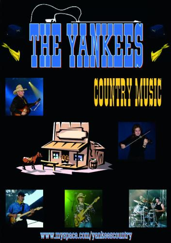 """Blog du Groupe Country """"THE YANKEES"""""""