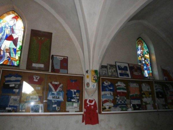Notre Dame du rugby
