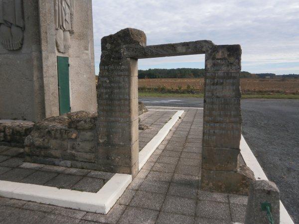 Balade au mémorial de Richemont