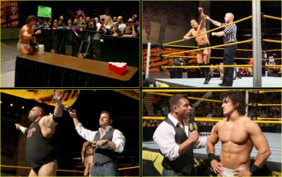 Liens des shows de NXT du mois de Novembre