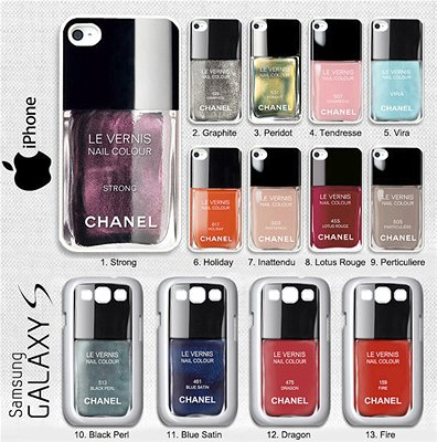 Habillez votre téléphone de Chanel