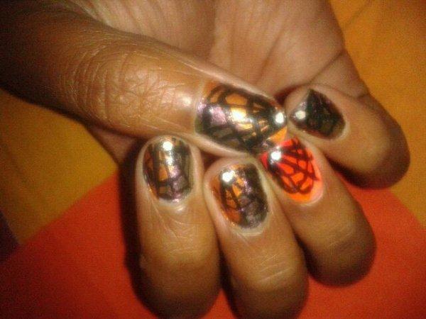 Halloween 2013 main gauche