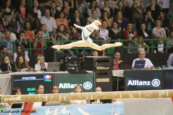 1- Championnat de France Elite - Nantes 2012