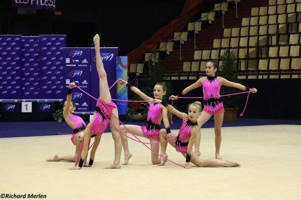 2652 - Championnat de France Ensembles Clermont-Ferrand 2016 - Ensembles 13 ans et moins: Rueil Malmaison, 22ème