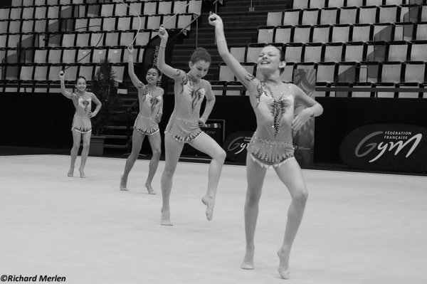 2655 - Championnat de France Ensembles Clermont-Ferrand 2016 - Ensembles 13 ans et moins: Courbevoie, 25ème