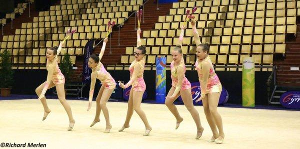 2679 - Championnat de France Ensembles Clermont-Ferrand 2016 - Ensembles 15 ans et moins: Tourcoing, 24ème
