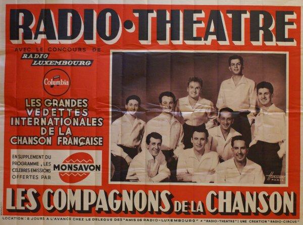 Chers auditeurs... ici Radio-Luxembourg...