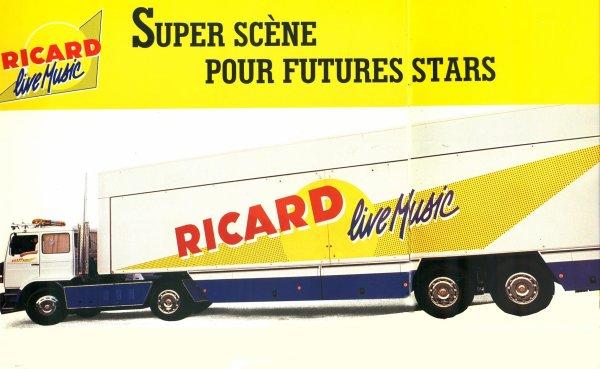 LE PODIUM RICARD LIVE (suite)