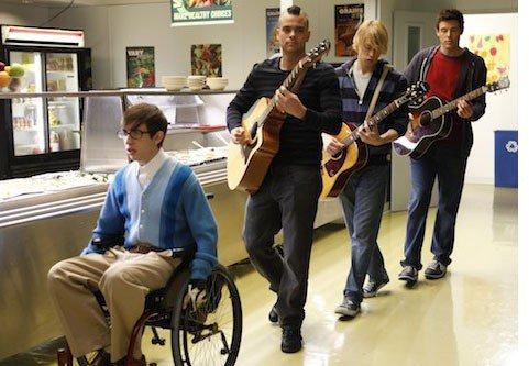 Finn Hudson notre héros